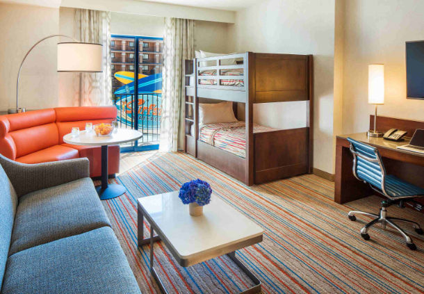 Courtyard By Marriott Anaheim Theme Park Entrance Coupons