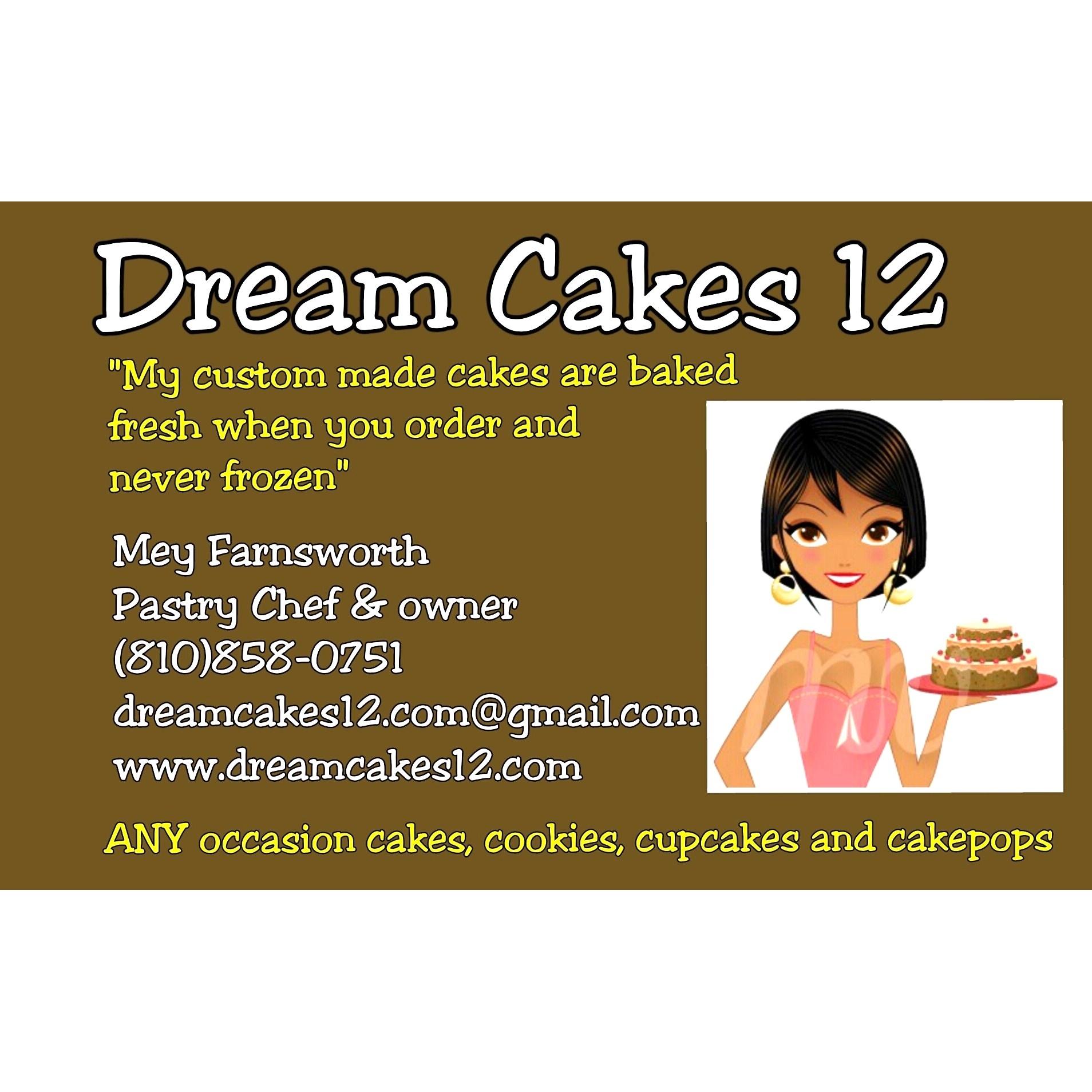 Dream Cakes 12