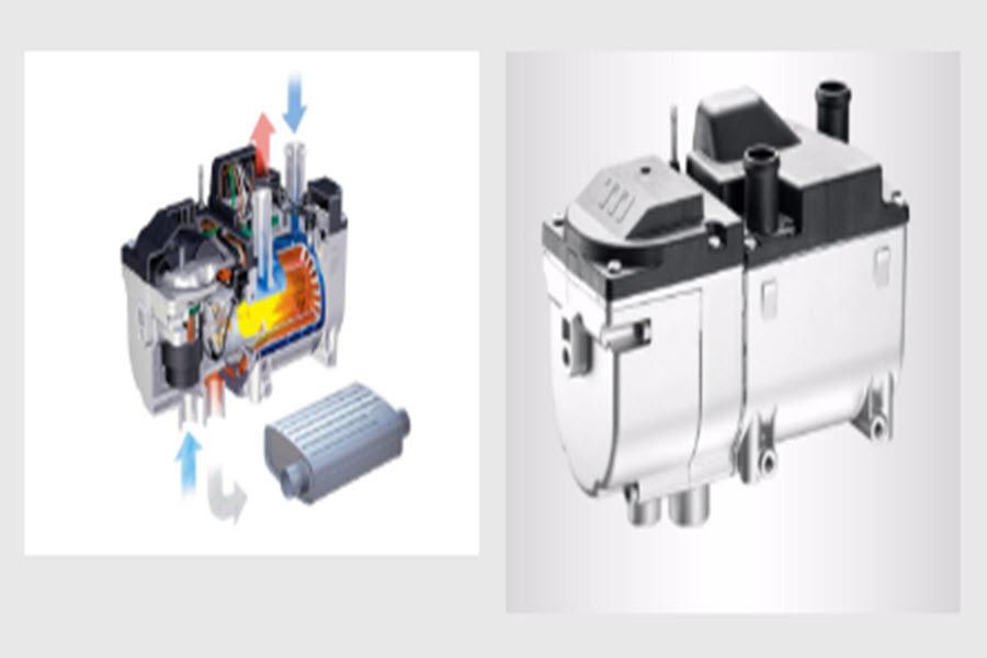 Tereck Diesel Ltd in Winnipeg: Espar Heater