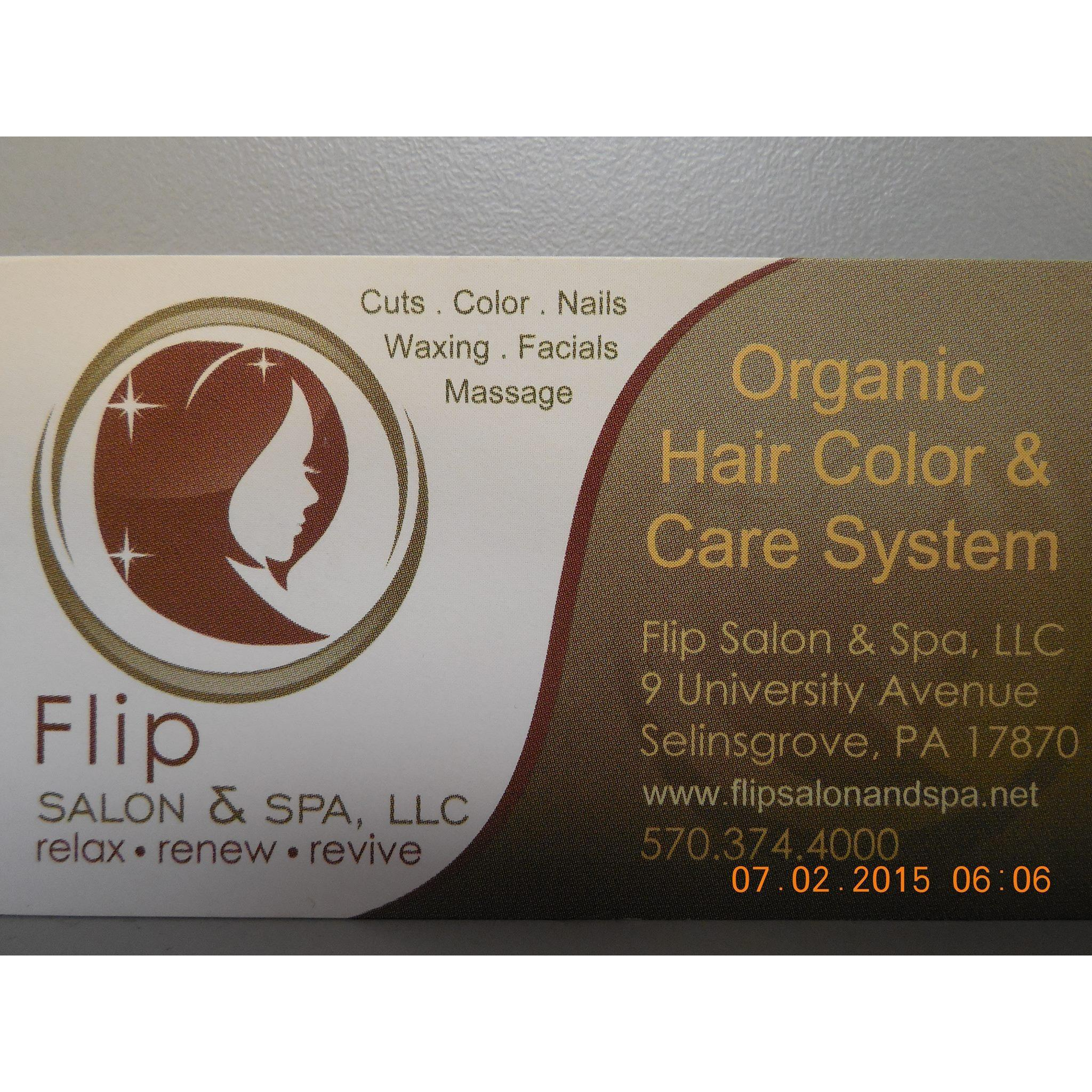 Flip Salon and Spa Llc