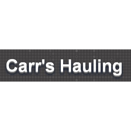 Carr's Hauling