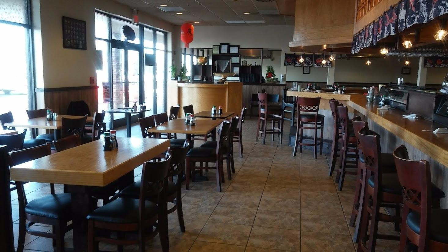 Yosi japanese seafood steak house mcdonough georgia ga for Steak and fish restaurants near me