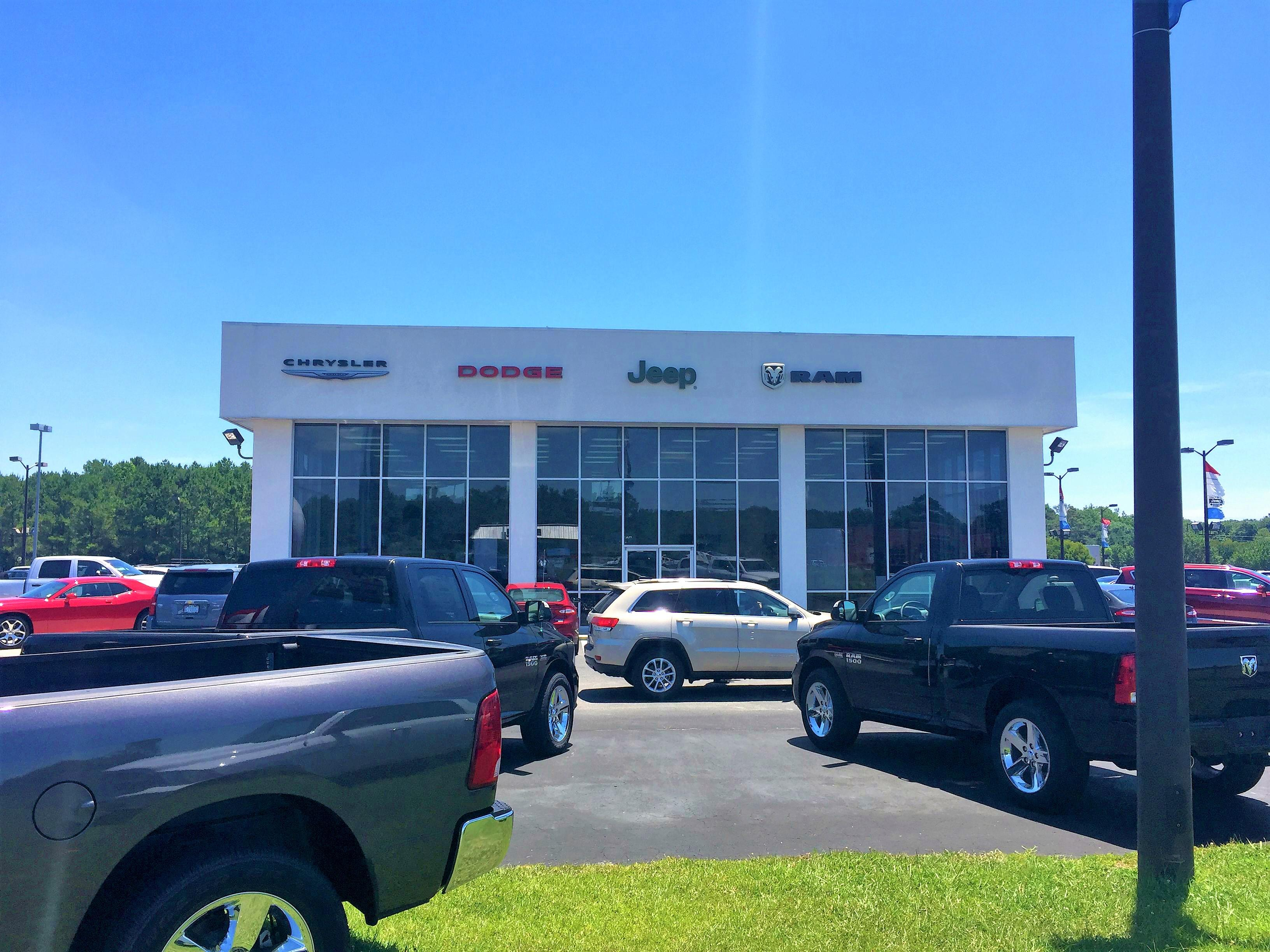 Victory Chrysler Dodge Jeep Ram In Shallotte Nc 28470