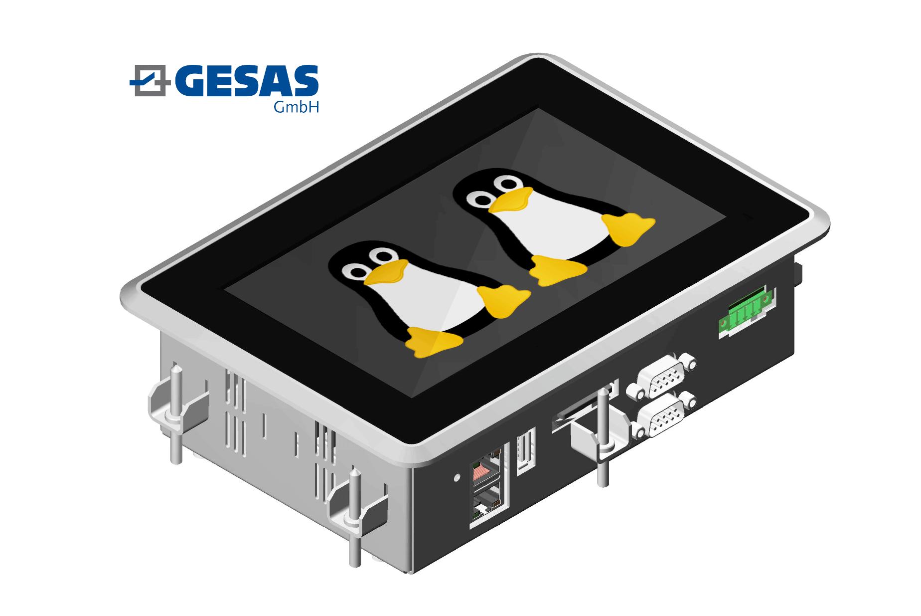 HMI Panel GESAS GmbH