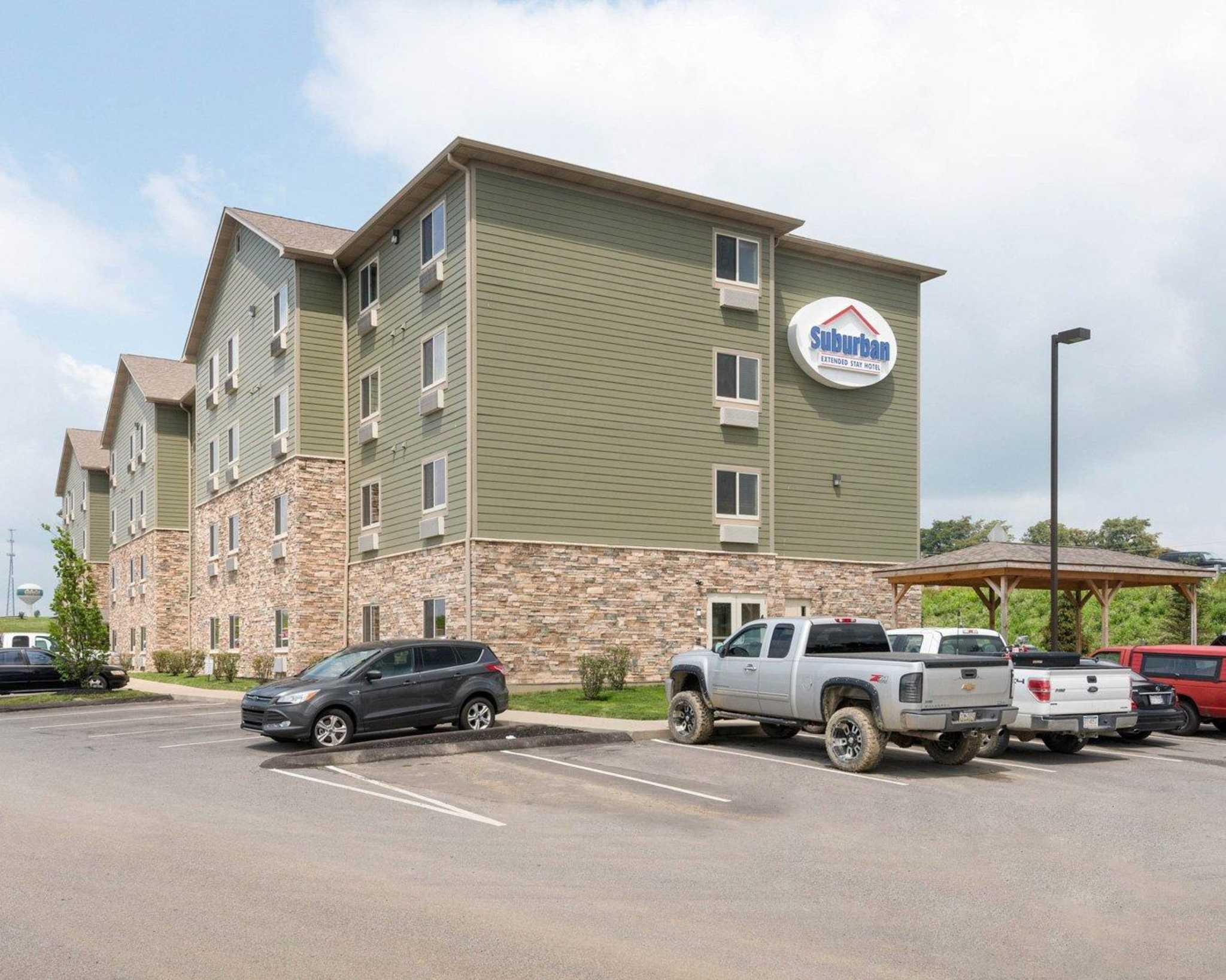 Suburban Extended Stay Hotel  Triadelphia West Virginia  Wv