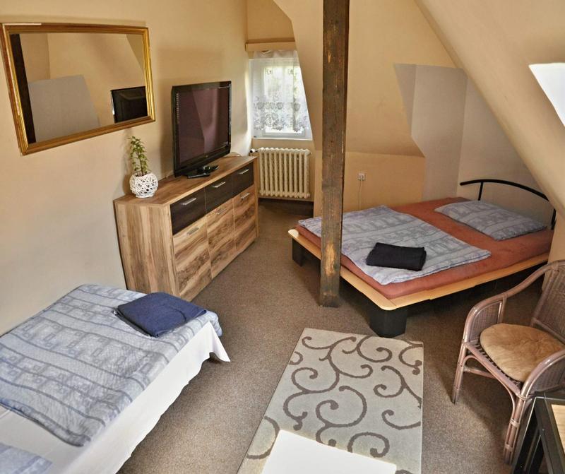 Pavel Mrázek - Hotel Teplice Green House