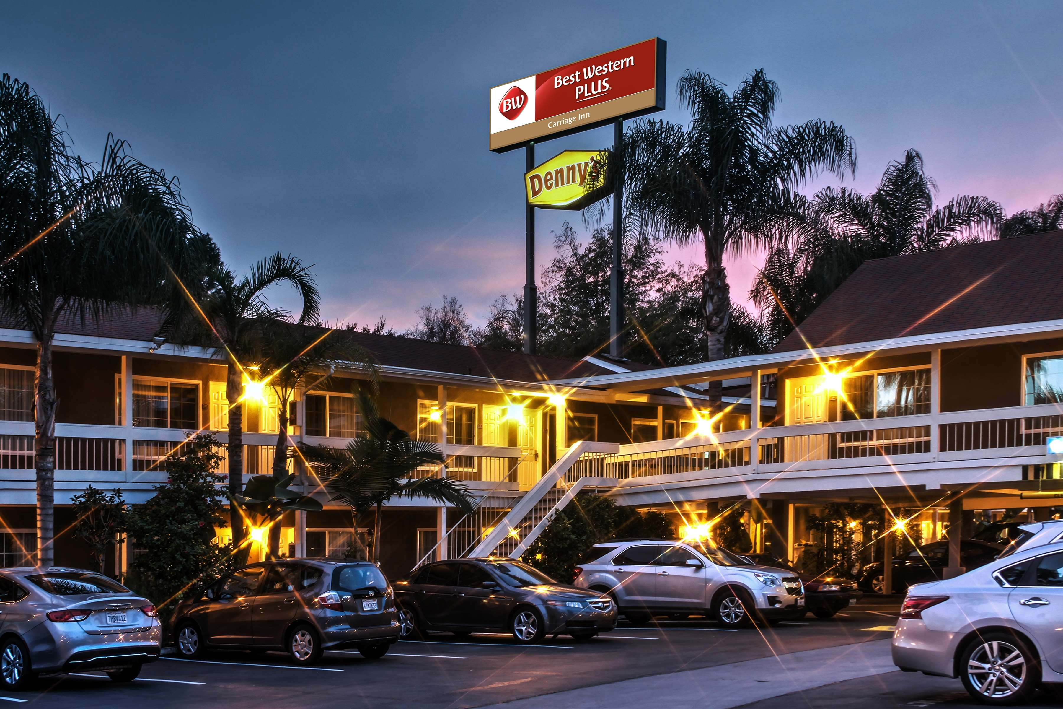 Best Western Plus Carriage Inn Sherman Oaks California