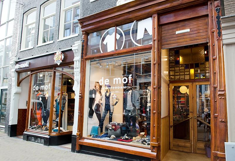 De Mof Kleding Amsterdam