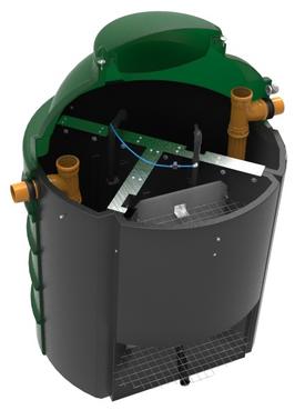 Treatment Tanks / Rain Harvest Tanks