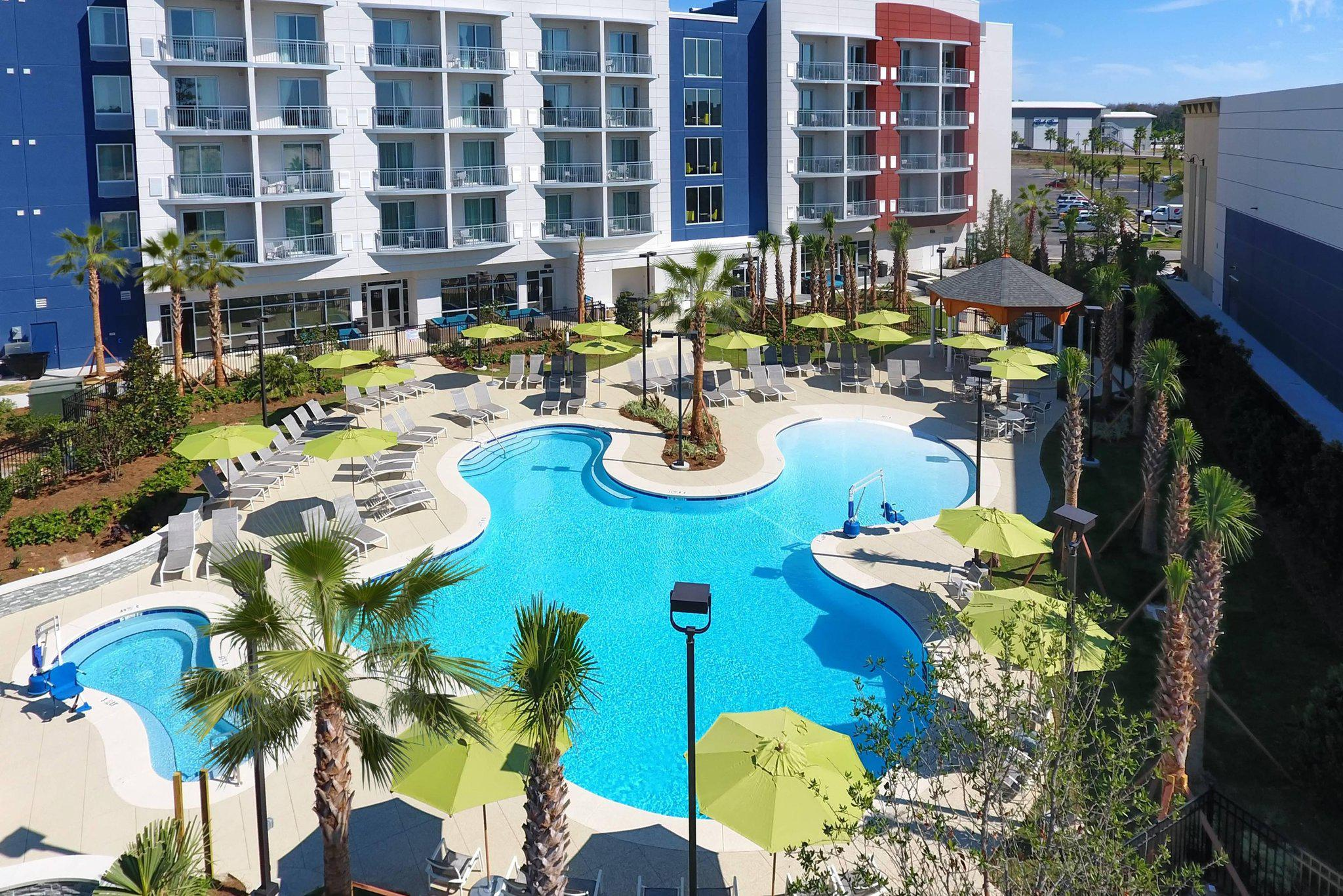SpringHill Suites by Marriott Orange Beach at The Wharf