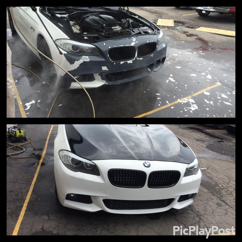 Maaco collision repair auto painting in ferndale mi for Maaco paint and body