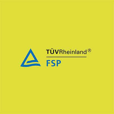 Logo von Kfz-Prüfstelle Plauen/ FSP Prüfstelle/ Partner des TÜV Rheinland