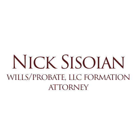 Nick Sisoian: Wills/LLC/Probate Attorney