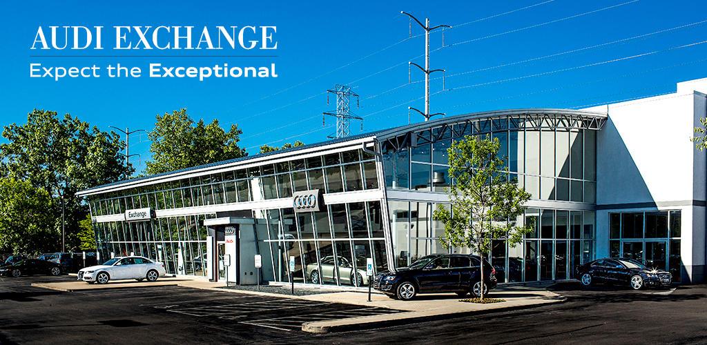 Audi Exchange Highland Park Illinois Il Localdatabase Com