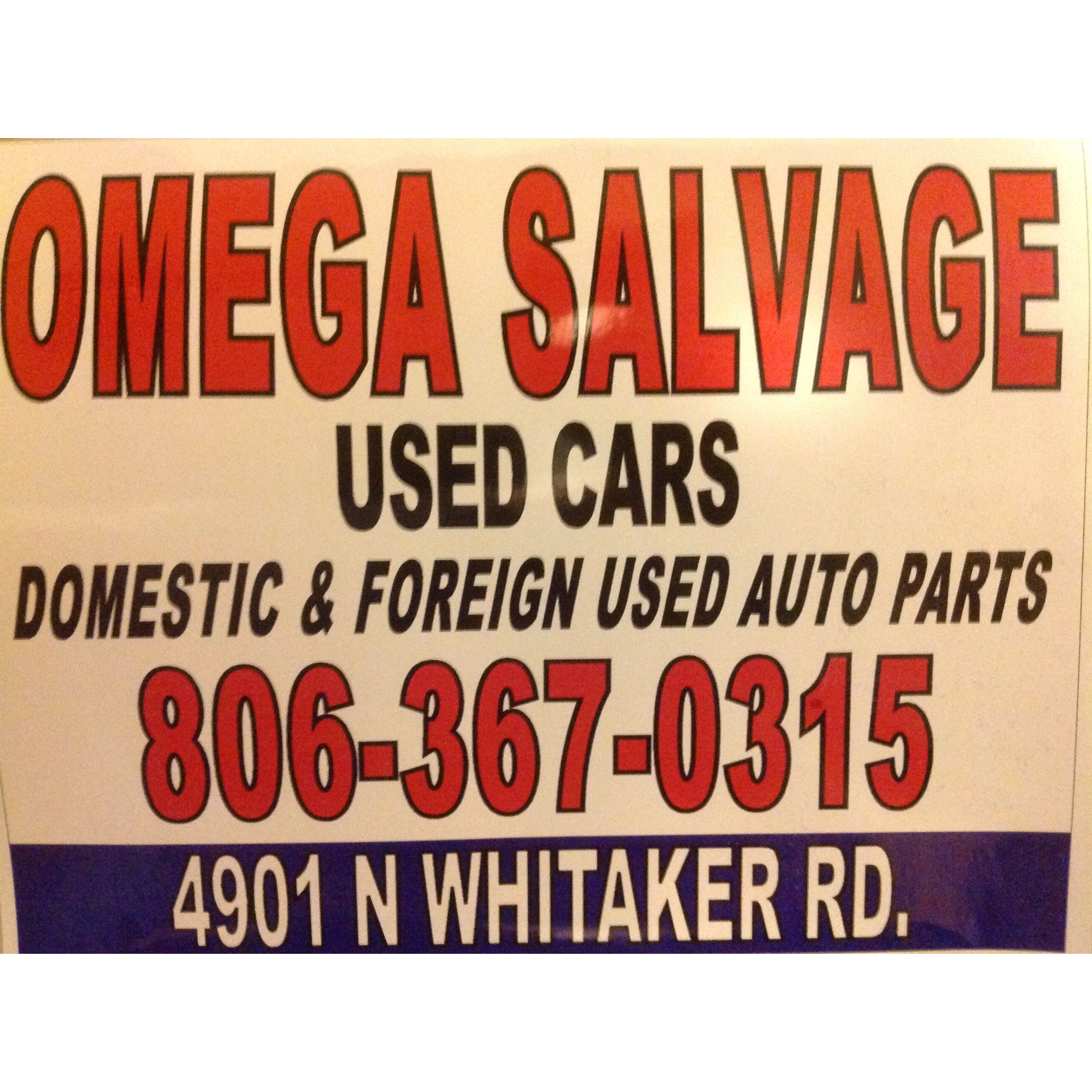 Omega salvage