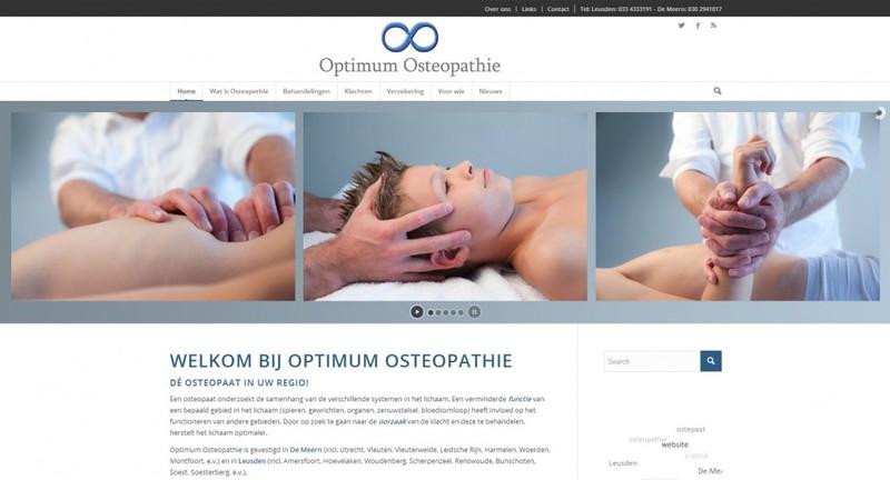 Optimum Osteopathie