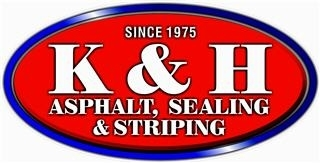 K & H Asphalt Sealing & Striping