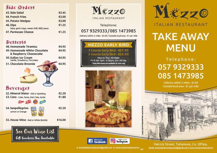 Mezzo Italian Restaurant 4