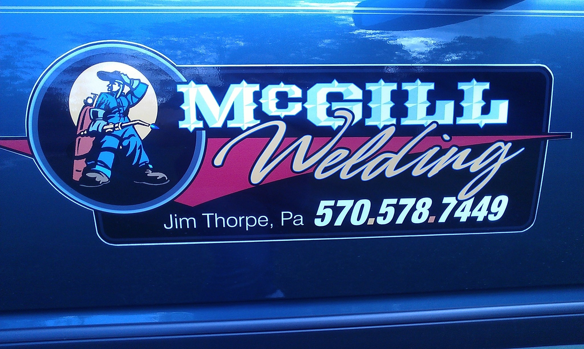 Mcgill Welding
