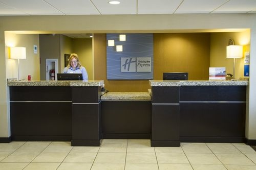 Holiday Inn Express Amp Suites Colby Colby Kansas Ks