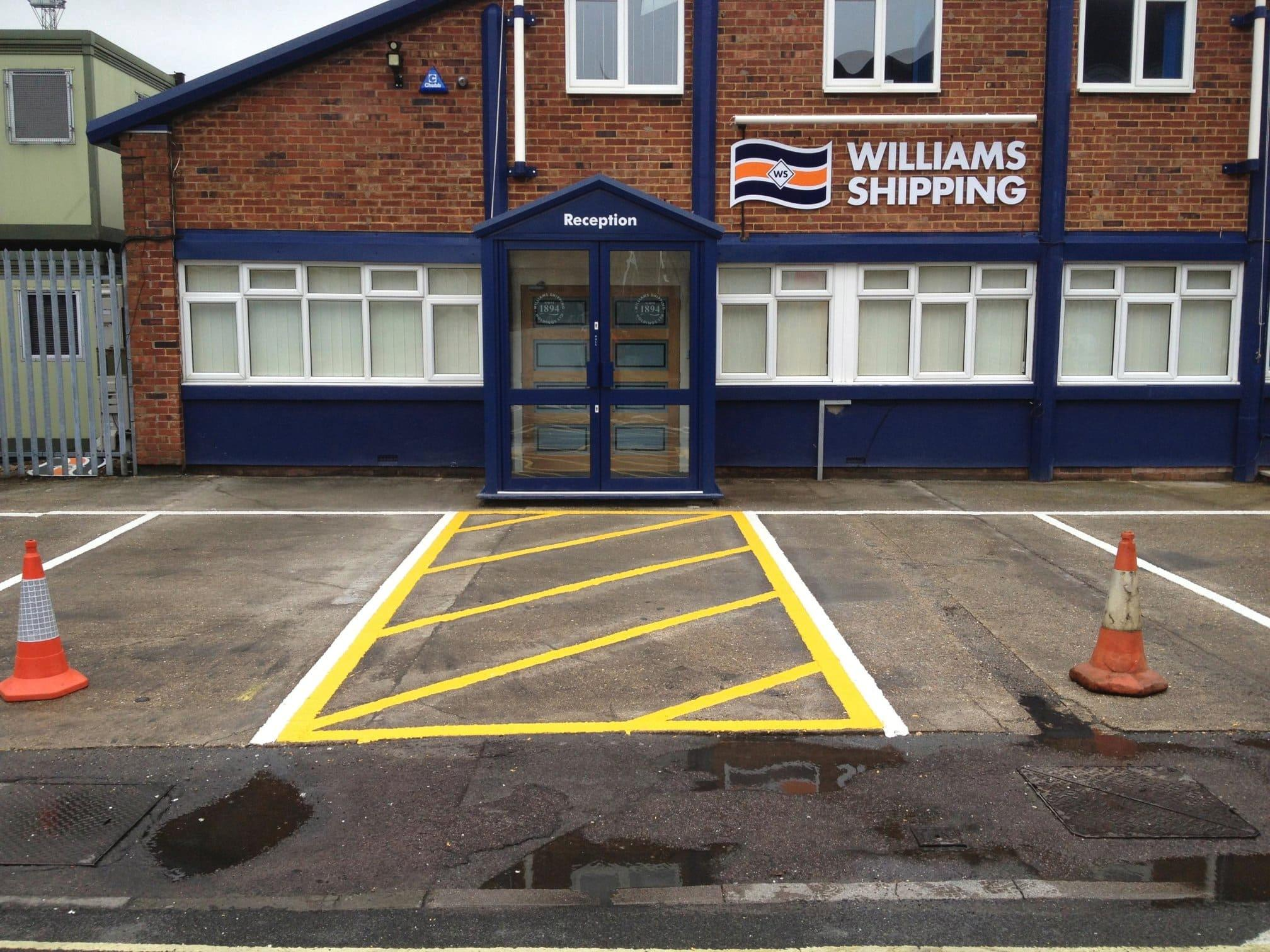 Harris Surfacing Ltd
