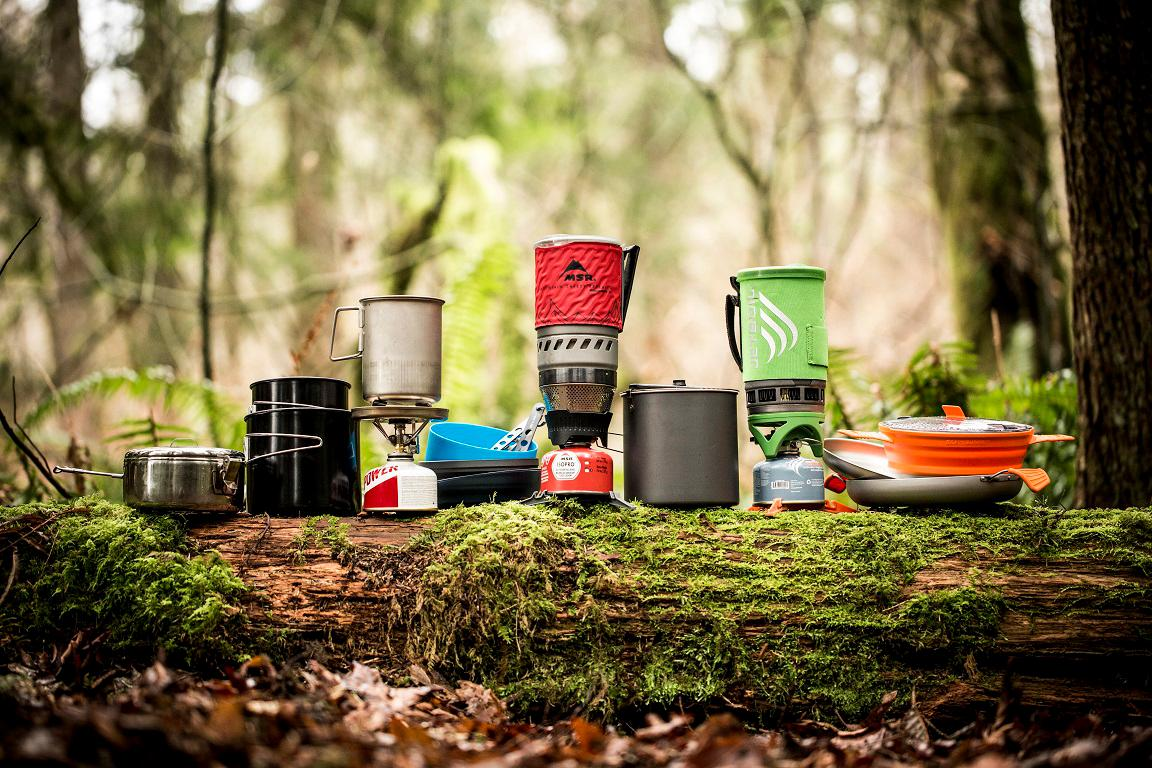 Women's Backcountry Stoves and Water Treatment Workshop