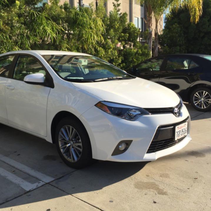 AMPM Car Rentals, Los Angeles California (CA