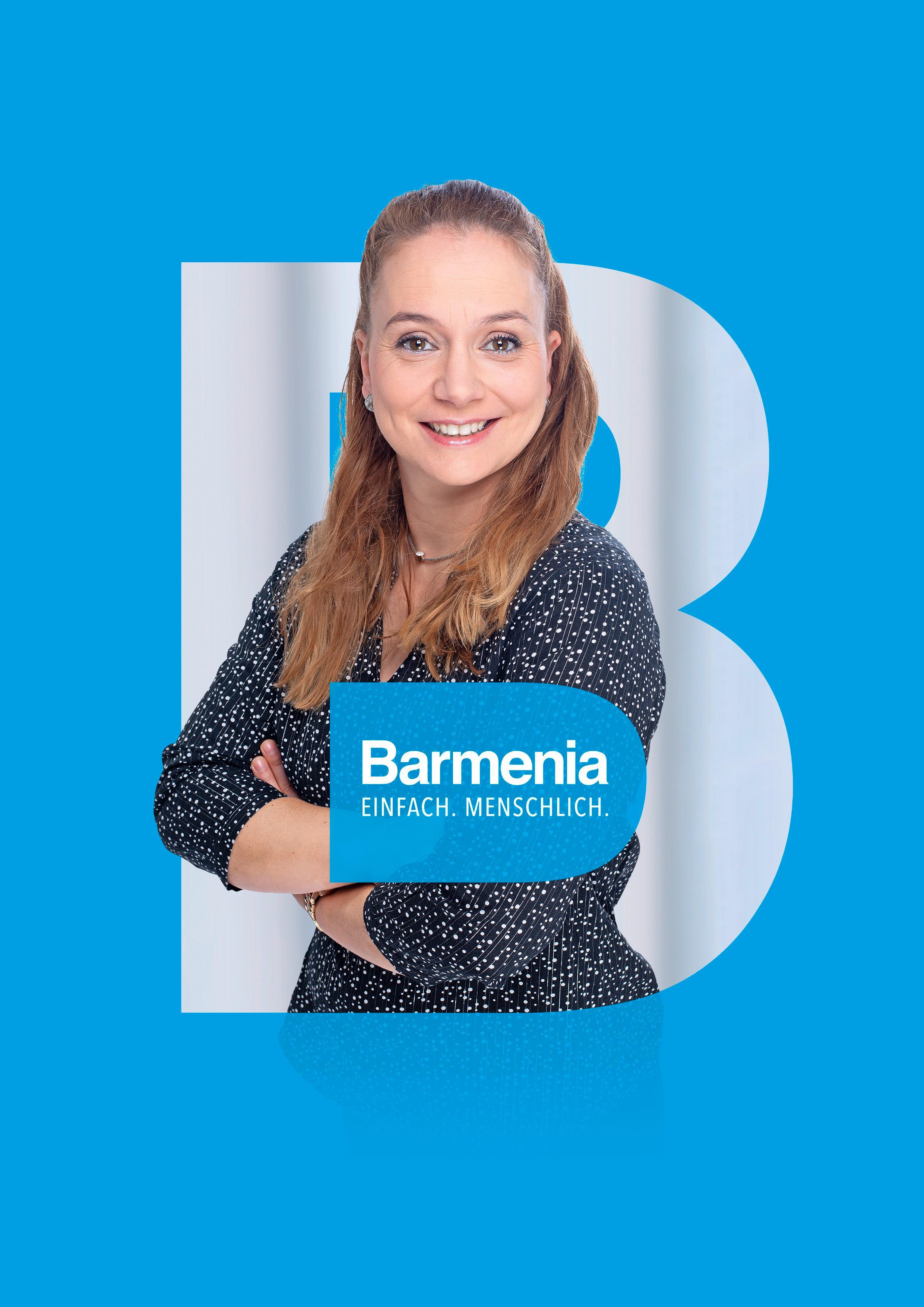 Barmenia Versicherung - Jana Eberhardi
