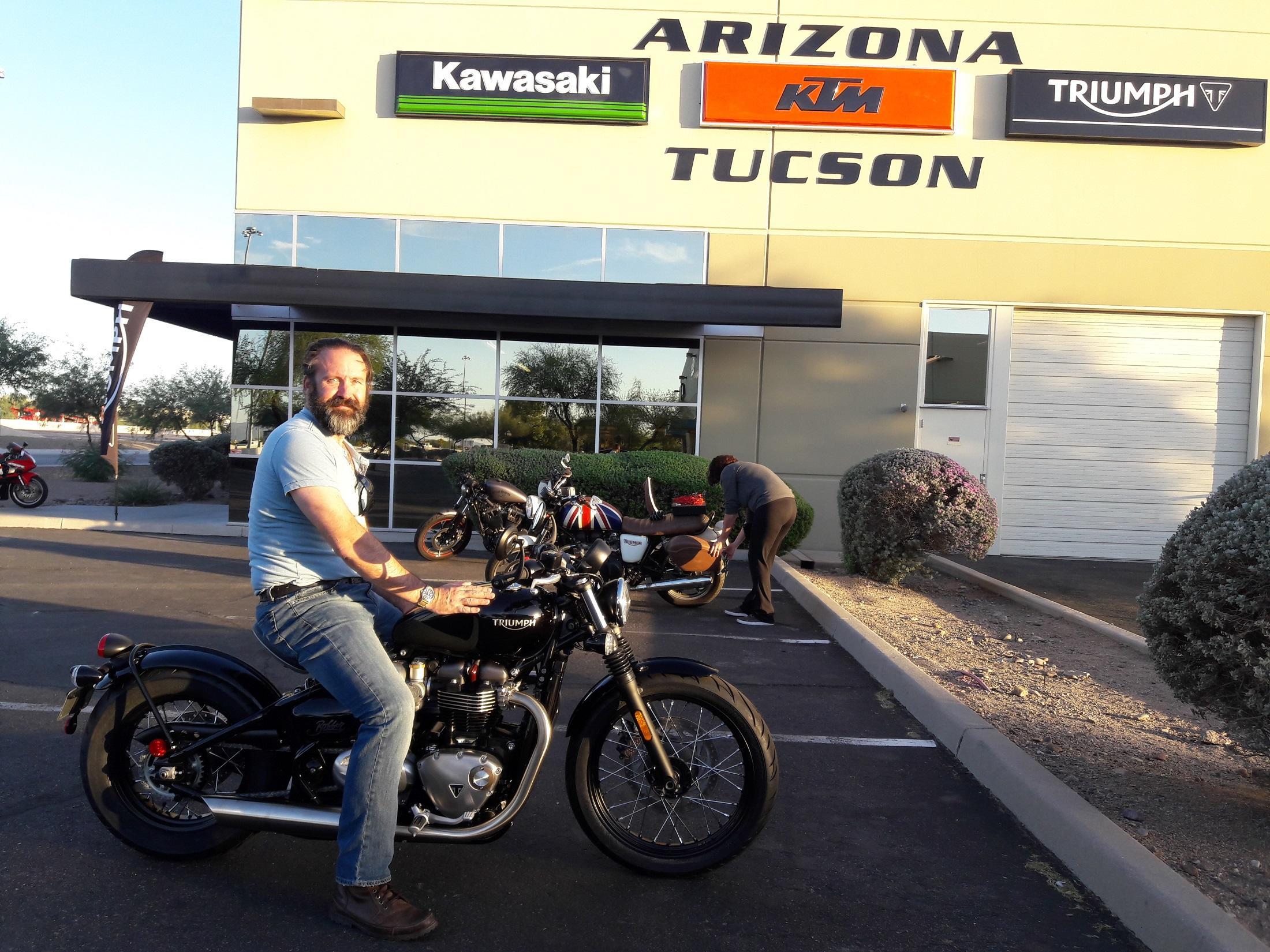 Honda Motorcycle Parts Tucson Az