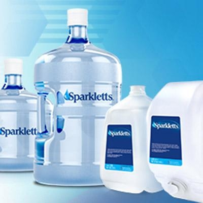 Sparkletts Water - ad image