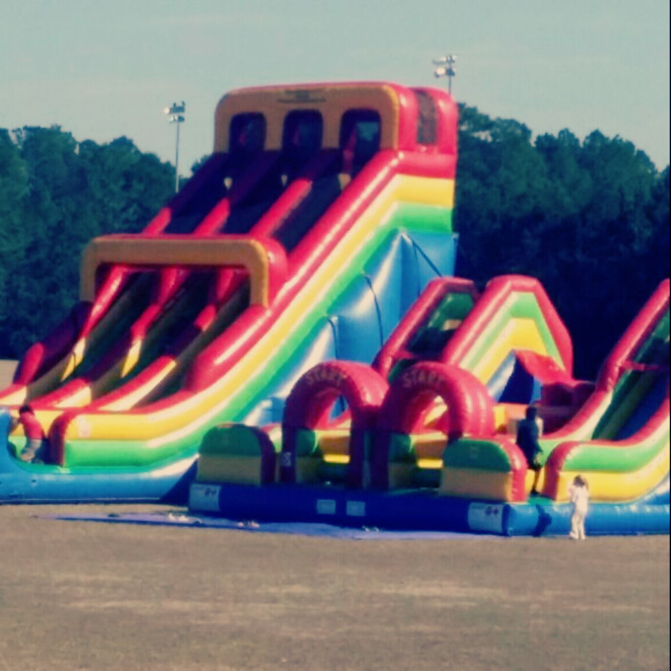 Inflatable Slide Rental Jacksonville Fl: Bounce-A-Roo FUN, Jacksonville Florida (FL