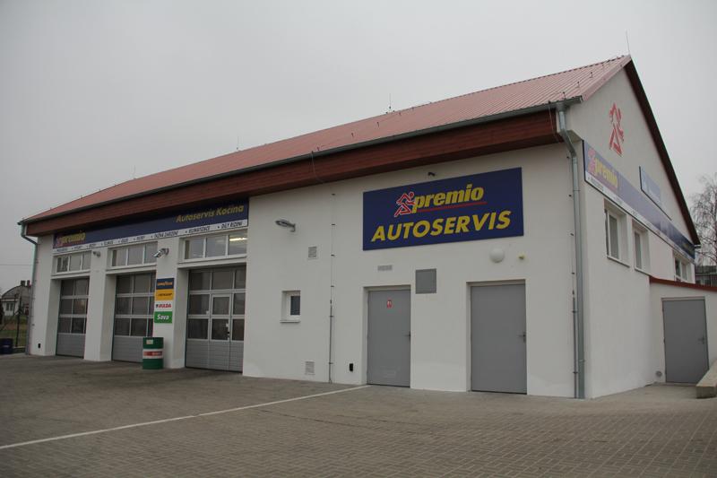 Autodíly, autoservis - Kočina Miroslav