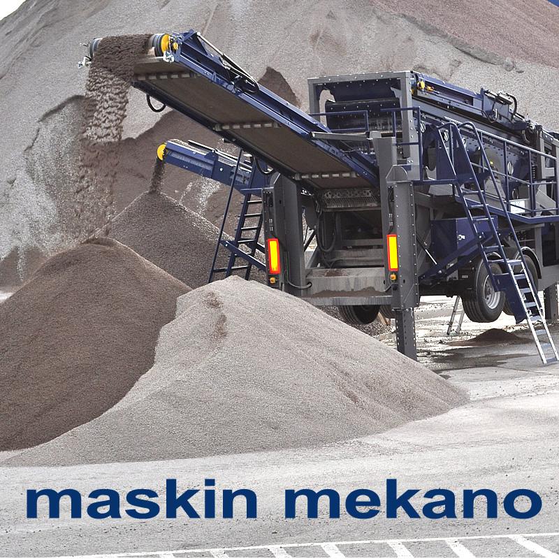 Maskin-Mekano AB Logo
