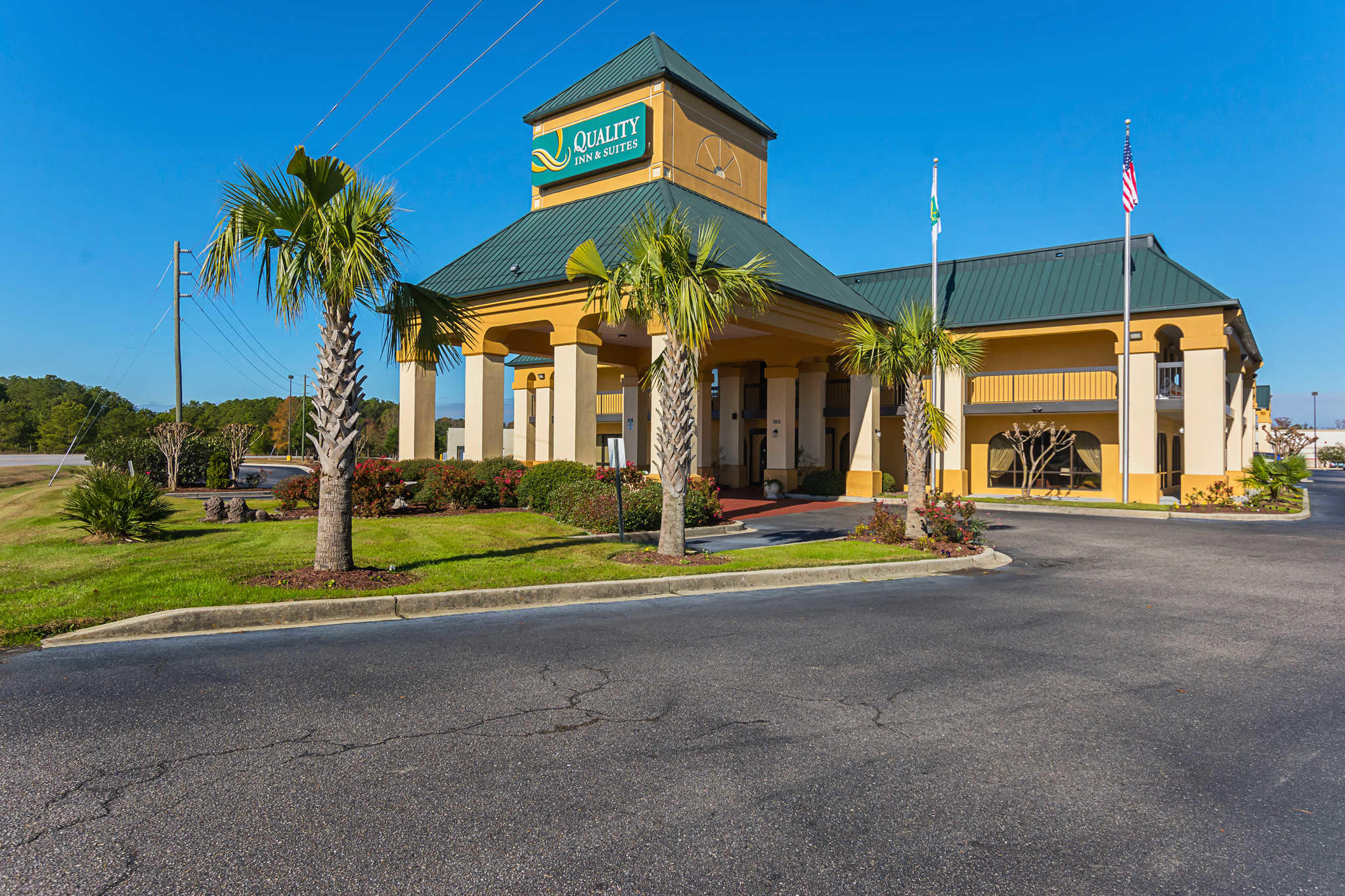 Quality inn suites civic center florence south carolina for Quality hotel