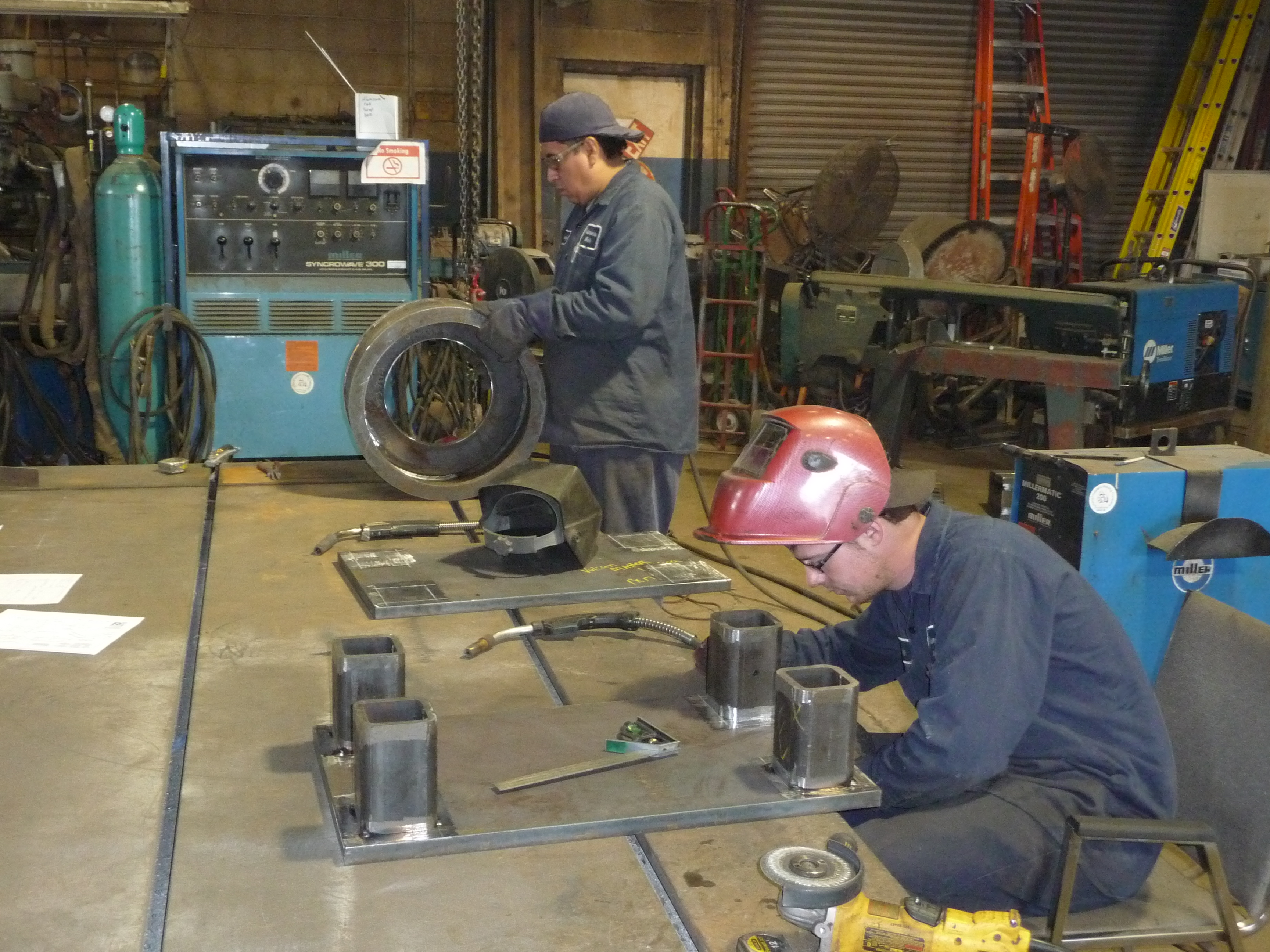 Vulcanmasters Welding - Detroit, MI 48217 - (313)843-5043 | ShowMeLocal.com