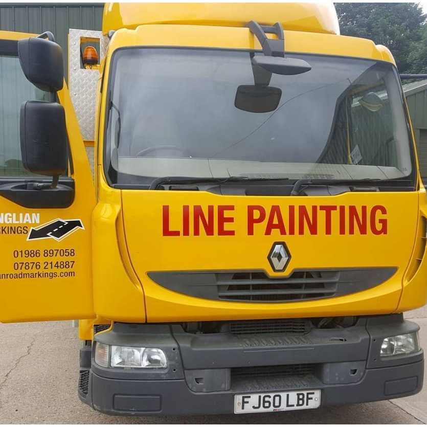 East Anglian Road Markings Ltd