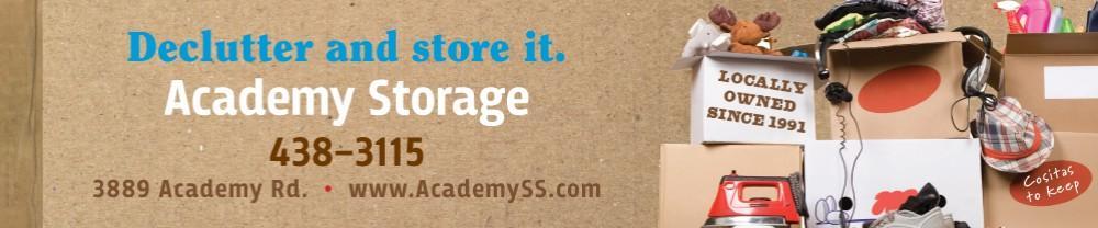 Academy Storage