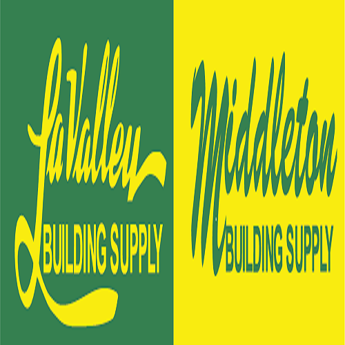 LaValley Building Supply Logo