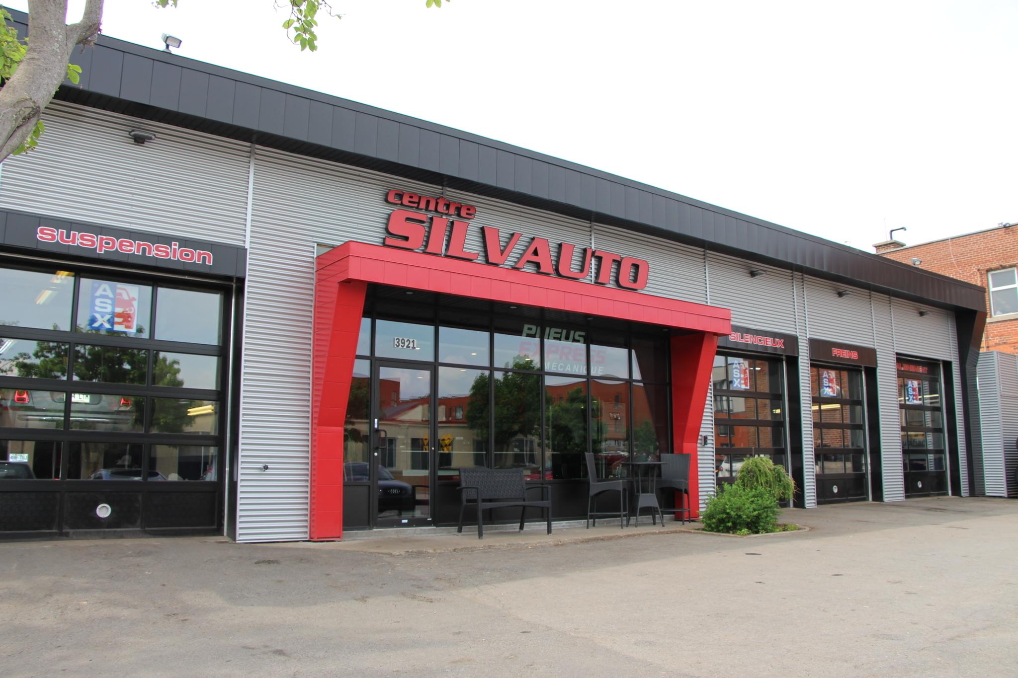 Centre Silvauto Inc à Montréal