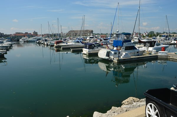 Reef point marina coupons near me in racine 8coupons for Fish cleaning station near me