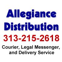 Allegiance Distribution Detroit Metro Casket Sales and Delivery