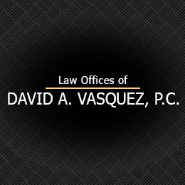 David A. Vasquez, Attorney At Law