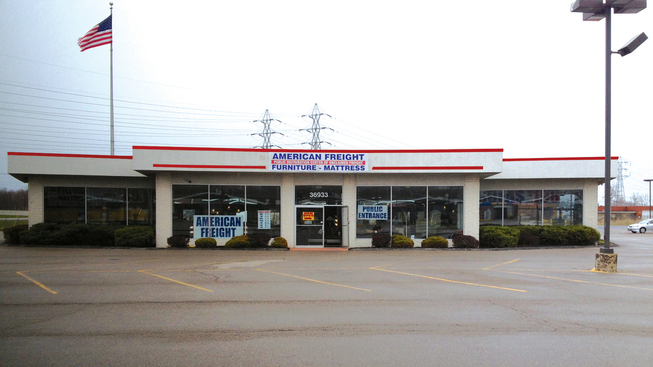 American Freight Furniture And Mattress Closed Willoughby Ohio Oh