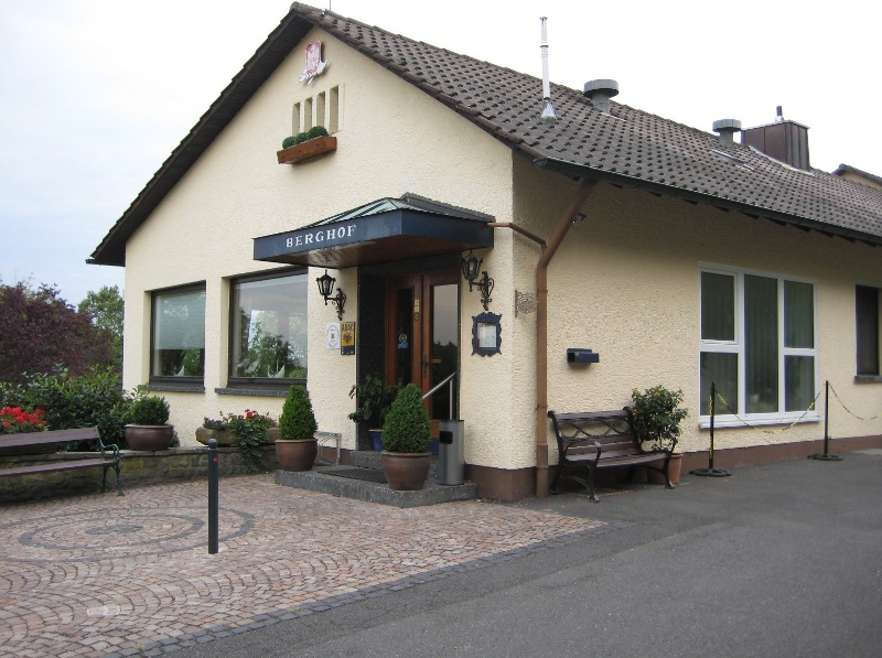Hotel-Restaurant Berghof Johannesberg