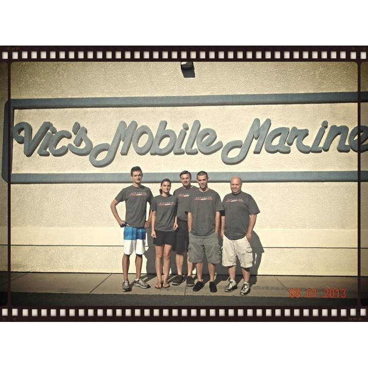 Vic's Mobile Marine