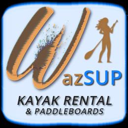 WazSUP Kayak Rental