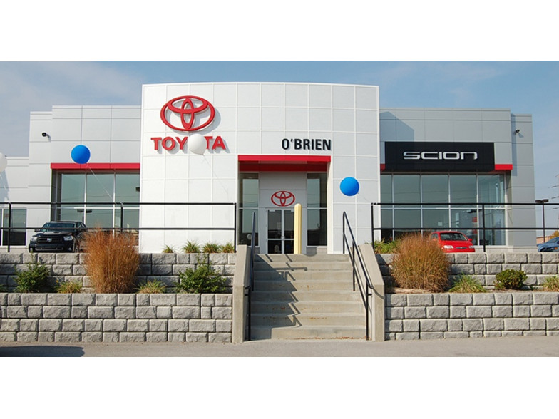 O Brien Toyota >> O Brien Toyota Indianapolis In Www Obrientoyota Com