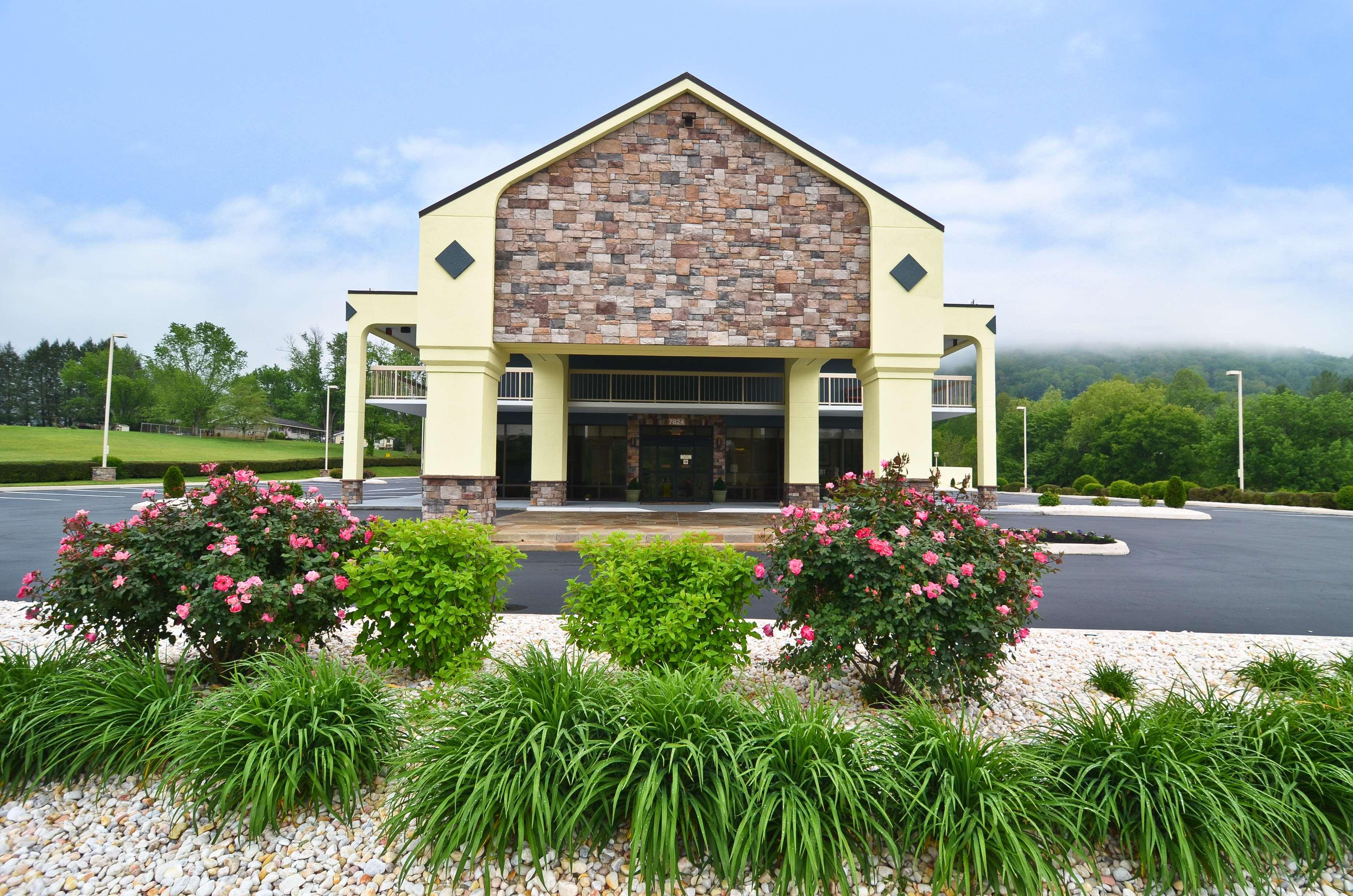 Best Western Cades Cove Inn Townsend Tennessee Tn