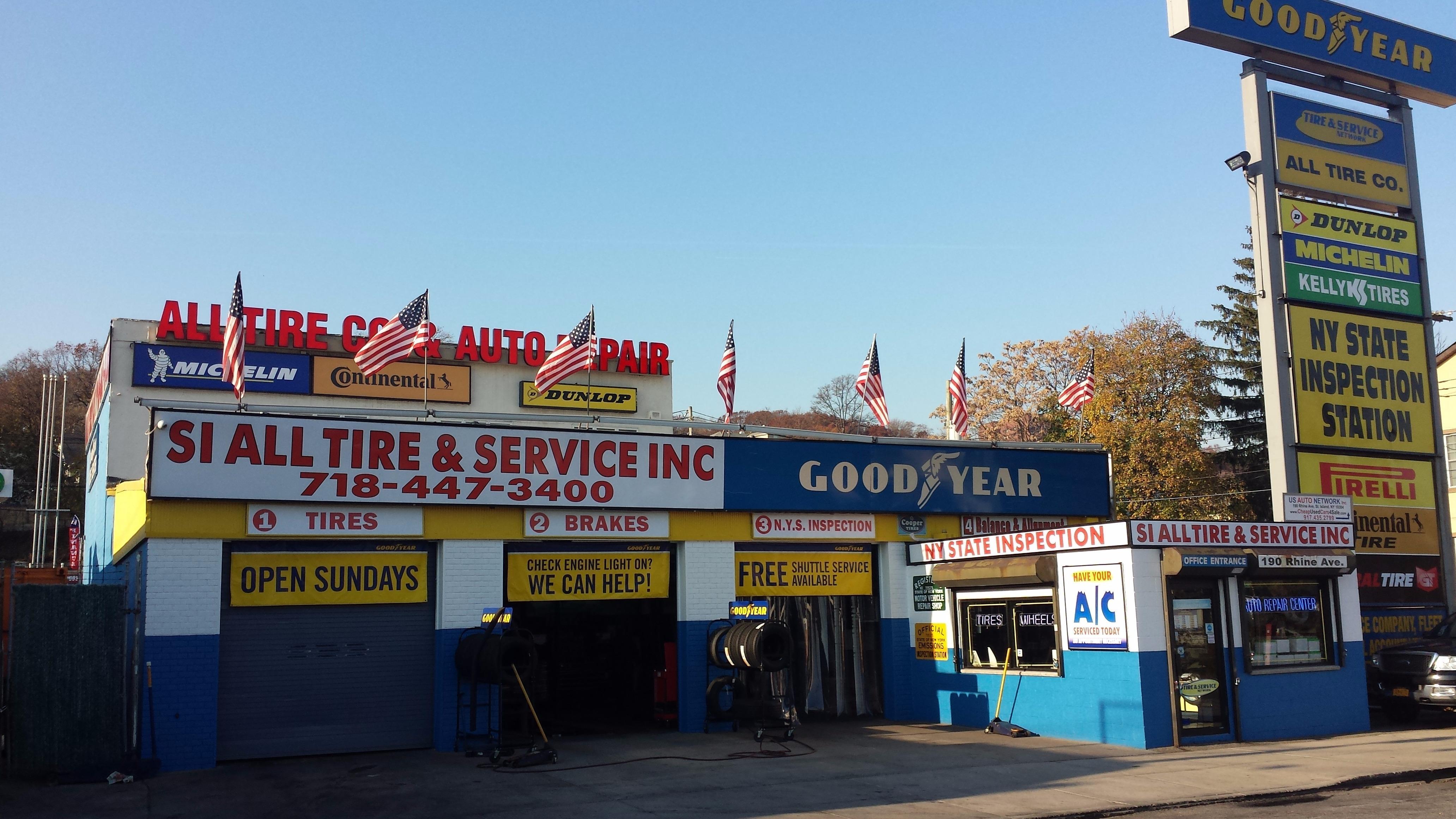 All Tire Service Staten Island Ny