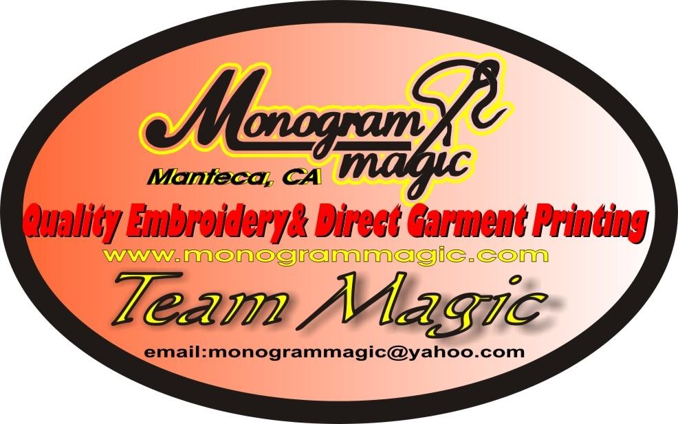 Monogram Magic - Manteca, CA - Copying & Printing Services